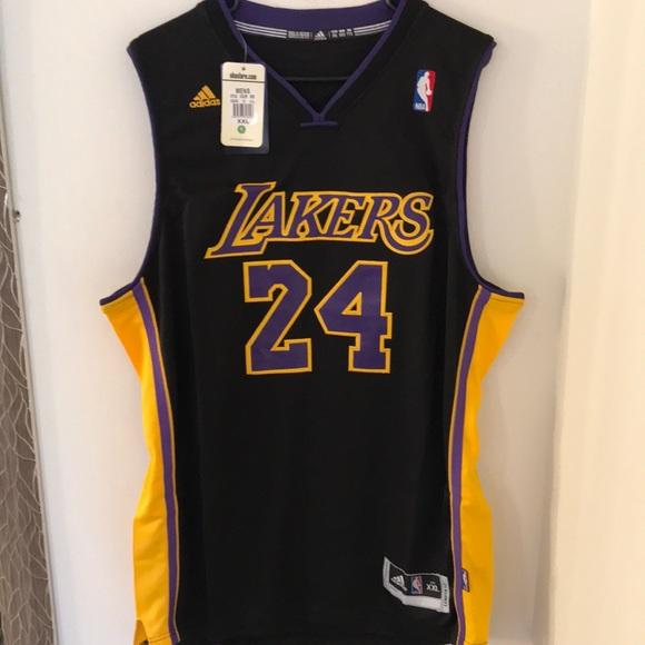 buy online 91263 46d3e Kobe Bryant swingman adidas jersey 24 NWT